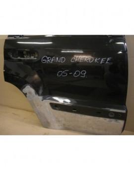 JEEP GRAND CHEROKEE 2005 -2009 DRZWI PRAWE TYŁ